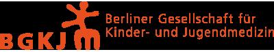 Berliner Gesellschaft für Kinder- und Jugendmedizin